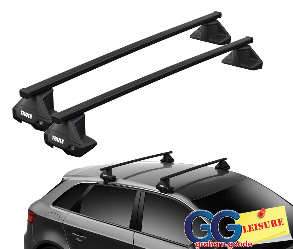 Buy Thule Evo Square Roof Bars Land Rover Discovery Sport